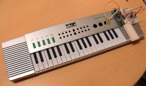 Keyboard-Finalt
