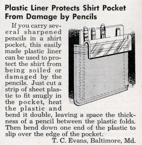 Med Pocket Protector