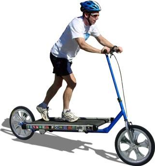 Treadmillbike