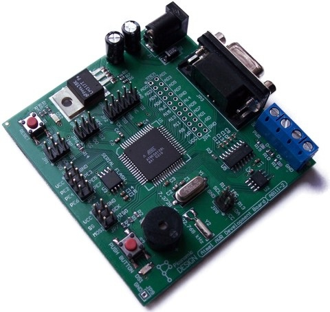 Avr Developement Board