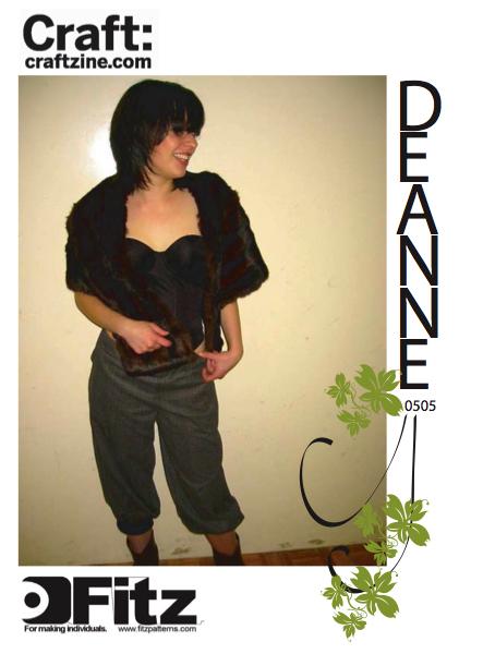 Pattern Deanne