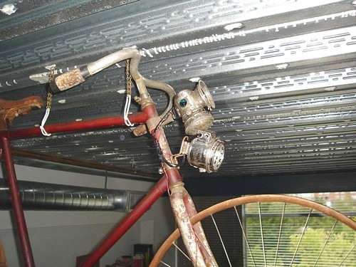 Antique Bike Led Mod 11