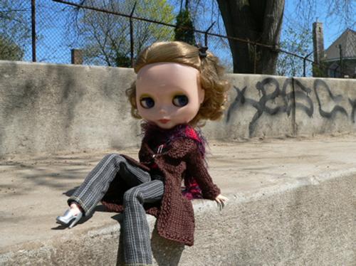 Blythe Knitty