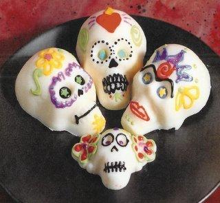Craftychica Skulls