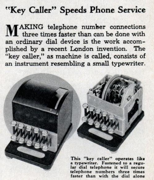 Lrg Key Caller