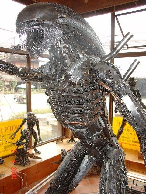 Mechanical Art 1