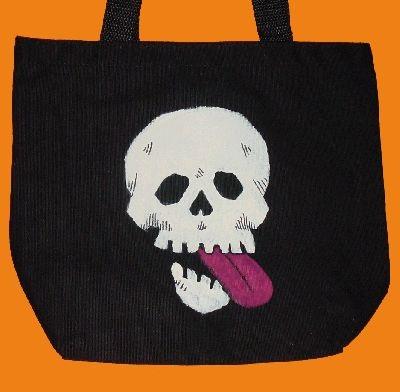 Normal 10-Skull Bag