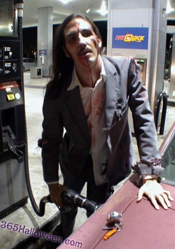 Zombie-Gas-Pumping