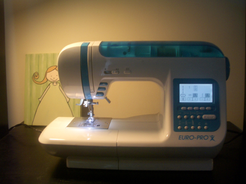 Sewing machines we use make for Euro pro craft n sew