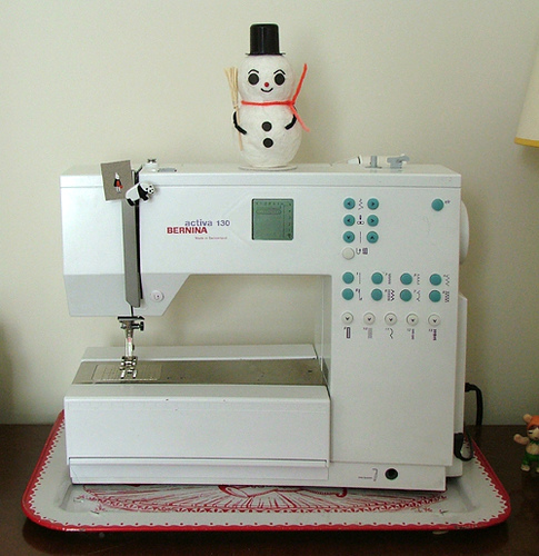 Smallobject Sewingmachine