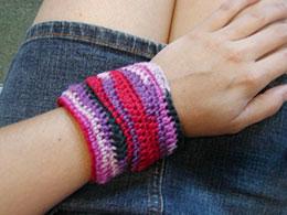 Crochet-Bracelet