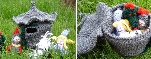 Crochetbasket