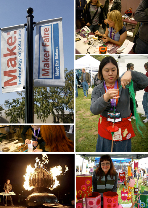 Makerfaire Craft