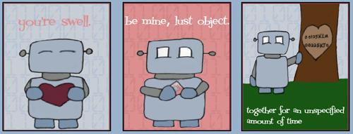 Robot Vday