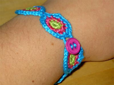 Crochetbracelet