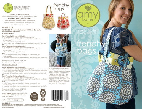 Frenchy Bags Cover 22307 Full