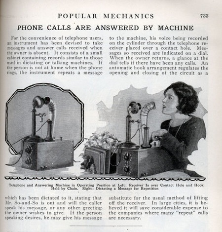 Med Answering Machine