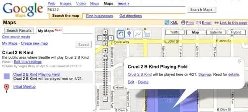 Mymaps Google