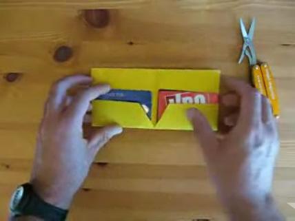 Origamipaperwallet