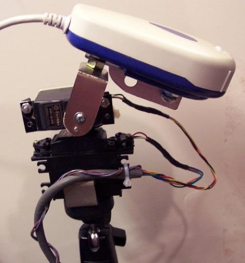 Webcamservo