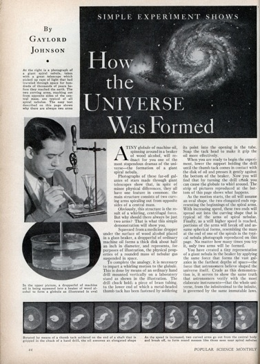 Xlg How Universe Was Formed