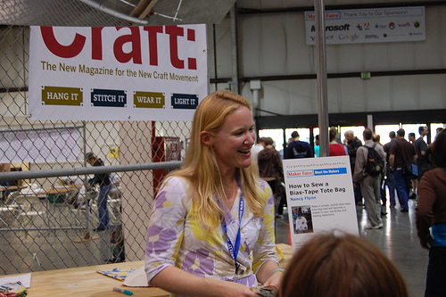 Maker Faire CRAFT