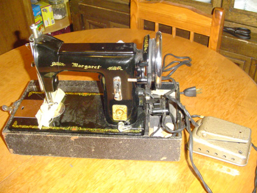 morse sewing machine value