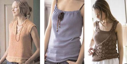 Interweave Knittanks