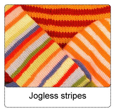 Jogless Stripes Photo