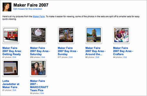 Makerfairenatcollection
