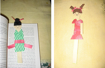 Papergirlbookmark