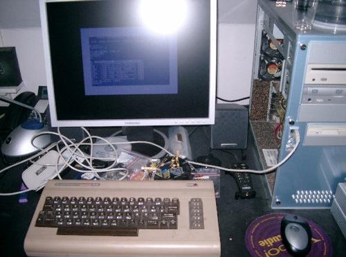 Projects C64Key C64Kbd