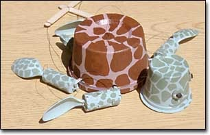 Craft Trash Turtle2
