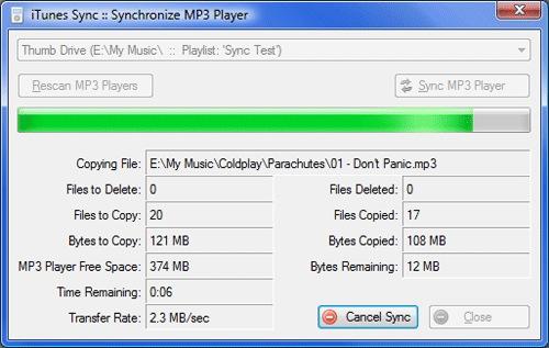 Itunessync 1 2 Sync