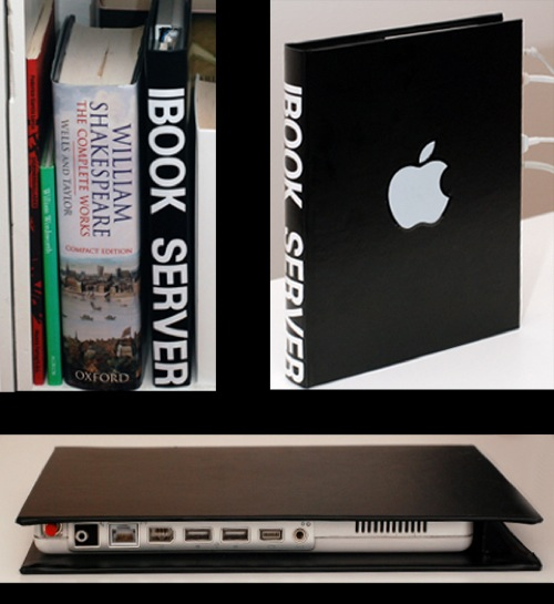 Content Media Chaos-Apple-Ibook-G3-Server