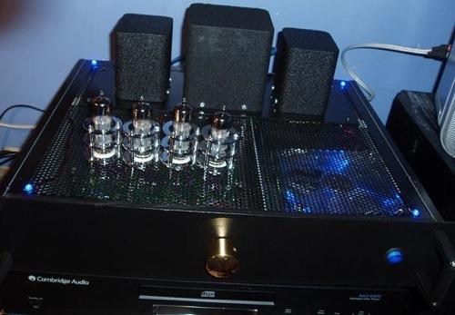 Tubes K-502-Tube-Amp-Kit 01-K-502-Tube-Amp