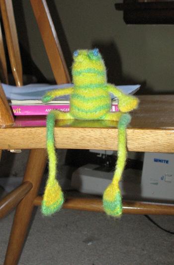 Knitfroggy