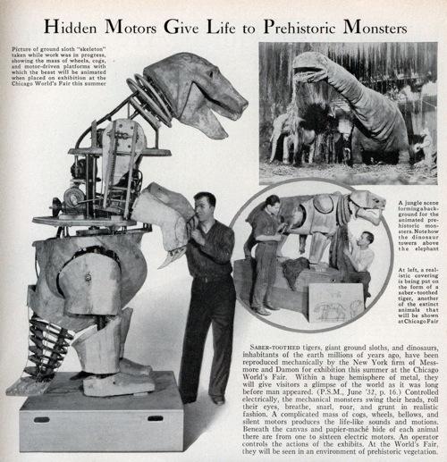 Xlg Robot Dino