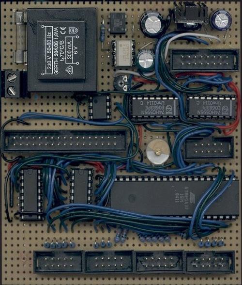 509Px-Diamond Mainboard