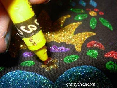 Glittercrystal