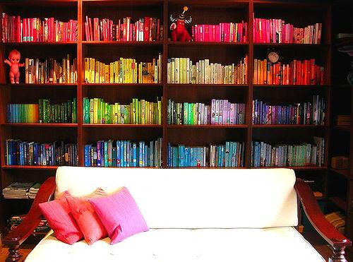 Booksincolor