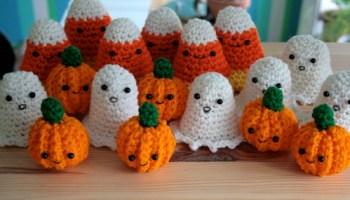 Halloween Amigurumi Ideas - Pattern Center | 200x350