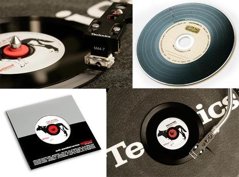 Vinyldisc