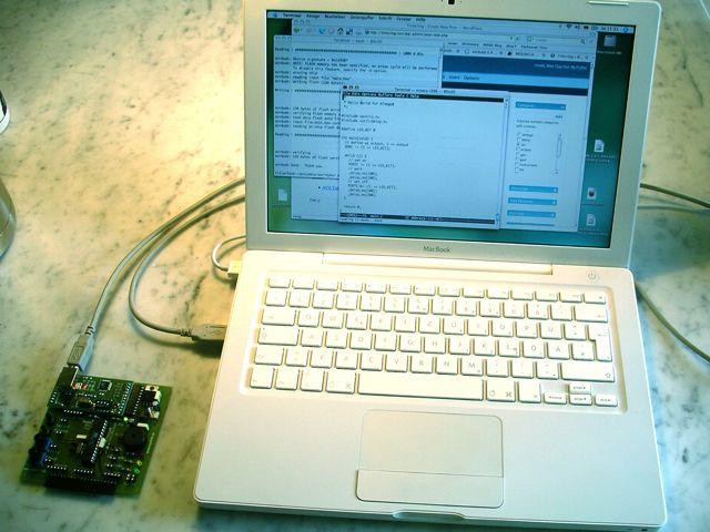 Programming MCUs on a Mac