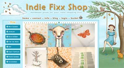 Indiefixx Shop