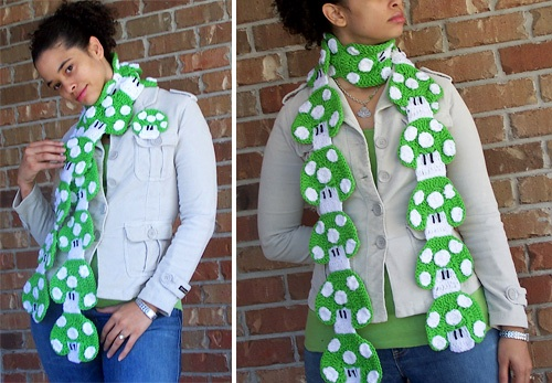 1Up Scarf