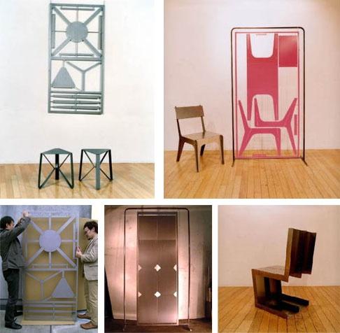 Creative-Metal-Urban-Furniture-Chair-Design