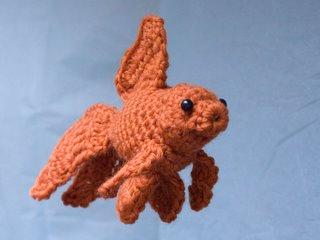 Crochetgoldfish