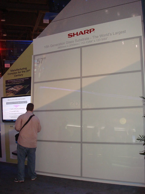 Sharp Substrate Wow