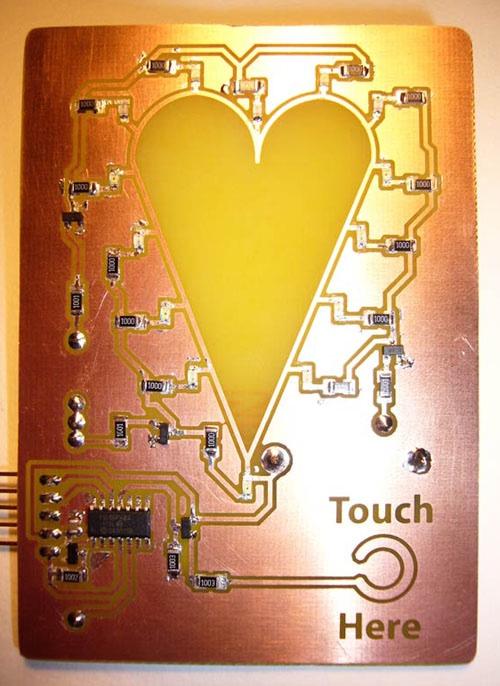 Valentine Led Circuit
